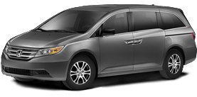 2013 Honda Odyssey With Leather and DVD RES EX-L