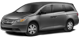 2013 Odyssey LX
