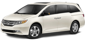 Johnson City Honda - 2013 Honda Odyssey Touring
