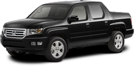2013 Honda Ridgeline With Leather RTL