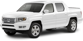 2013 Honda Ridgeline With Leather and Navigation RTL