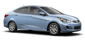 Brownfield Hyundai - 2013 Hyundai Accent 1.6L Manual GLS