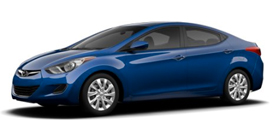 Midland Hyundai - 2013 Hyundai Elantra 1.8L Automatic  GLS