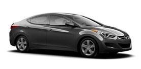 2013 Hyundai Elantra 4D Sedan