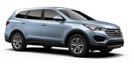 Littlefield Hyundai - 2013 Hyundai Santa Fe 3.3L V6 Automatic GLS