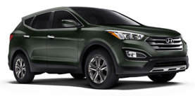Odessa Hyundai - 2013 Hyundai Santa Fe 2.4L 4-Cyl Automatic Sport