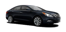 2013 Hyundai Sonata 2.4L 4-Cyl Automatic SE