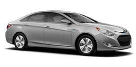 2013 Hyundai Sonata Hybrid