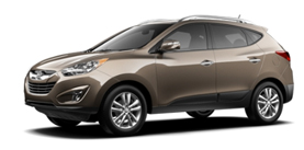 Idalou Hyundai - 2013 Hyundai Tucson 2.4L 4-Cyl Automatic - PZEV (Available only in CA,