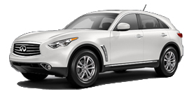 2013 Infiniti FX FX37