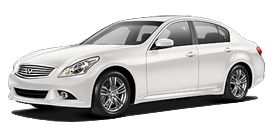 2013 Infiniti G Sedan Journey