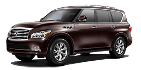 2013 Infiniti QX Production ends Jan 2013 QX56