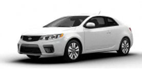 2013 Kia Forte Koup