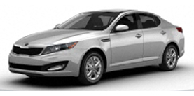 2013 Kia Optima 2.4L GDI I-4 EX