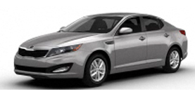 2013 Kia Optima 2.4L GDI I-4 LX