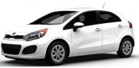 2013 Kia Rio EX 4D Hatchback