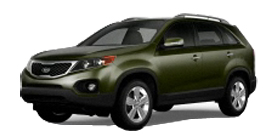 2013 Kia Sorento 2.4L I4 EX