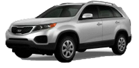 Moosic Kia - 2013 Kia Sorento 2.4L I4 LX