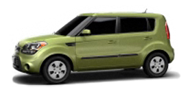 2013 Kia Soul 1.6L GDI I4