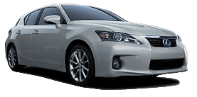 Redondo Beach Lexus - 2013 Lexus CT 200h Base
