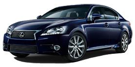 2013 Lexus GS 350 4D Sedan