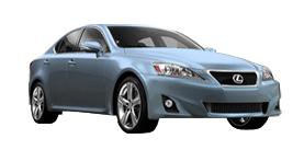 2013 Lexus IS AWD 250