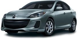 2013 Mazda Mazda3 SV