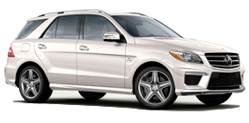 2013 Mercedes-Benz M-Class ML63 AMG