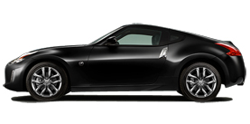 2013 370Z Coupe 3.7L Manual Base