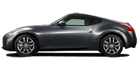 2013 Nissan 370Z Coupe 3.7L Manual