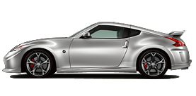 2013 Nissan 370Z Coupe 3.7L Manual NISMO