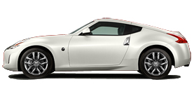 2013 Nissan 370Z Coupe 3.7L Automatic Touring