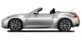 2013 Nissan 370Z Roadster 3.7L Automatic Base