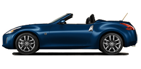 Burien Nissan - 2013 Nissan 370Z Roadster 3.7L Automatic Touring
