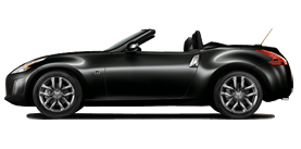 2013 Nissan 370Z Roadster 3.7L Manual Touring