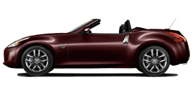 Mesquite Nissan - 2013 Nissan 370Z Roadster 3.7L Manual Touring