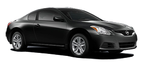 2013 Altima Coupe Xtronic CVT 2.5 S