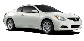 2013 Nissan Altima Coupe Xtronic CVT 2.5 S
