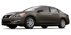2013 Nissan Altima Sedan Xtronic CVT 2.5