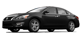 2013 Nissan Altima Sedan Xtronic CVT  2.5 SL