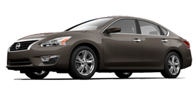 2013 Nissan Altima Sedan Xtronic CVT 2.5 SV
