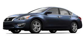 2013 Nissan Altima 4dr Sdn I4 2.5 SV