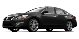 2013 Nissan Altima Sedan Xtronic CVT 3.5 S