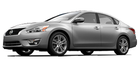 Featured 2012 Nissan Altima