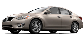 Bergenfield Nissan - 2013 Nissan Altima Sedan Xtronic CVT 3.5 SL