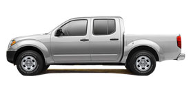 2013 Nissan Frontier Crew Cab 4.0L Manual S