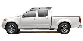 2013 Nissan Frontier Crew Cab 4.0L Automatic Long Bed SL