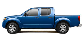 Duarte Nissan - 2013 Nissan Frontier Crew Cab 4.0L Automatic SV