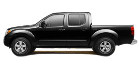 2013 Nissan Frontier Crew Cab 4.0L Automatic SV