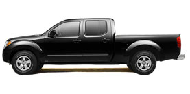 2013 Nissan Frontier Crew Cab 4.0L Automatic Long Bed SV